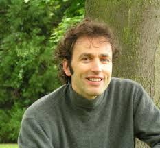 Portrait shot of Dr Nick Baylis