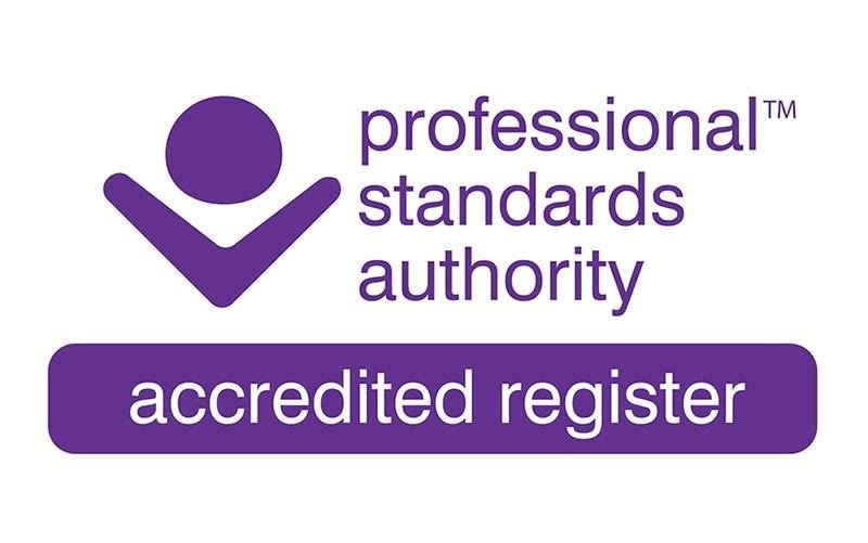 Professional Standards Authority for Health & Social Care Logo