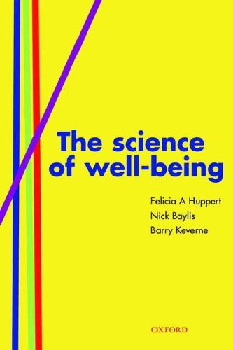 The science of well-being book